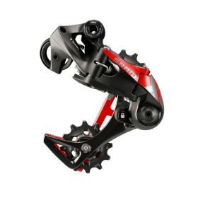00.7518.128.001 - SRAM AM RD X01 DH 1X7SPD MEDIUM CAGE RED Množ. Uni