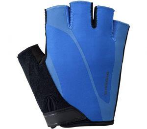 SHIMANO CLASSIC rukavice, modrá, M