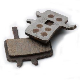 Brzdové destičky organika/hliník pro všechny Juicy a BB7 brzdy (1 pár)