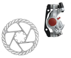 Disková brzda AVID BB5 Road Platinum, CPS (v balení 140mm G2CS kotouč, šrouby kotouče, CPS