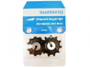 SHIMANO kladky pro RD-M6000-GS