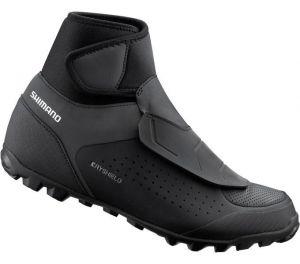 SHIMANO MTB obuv SH-MW501ML, černá, 43