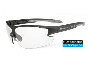 AUTHOR Brýle Vision LX Photochromic  (šedá-matná)