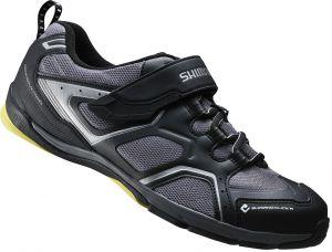 SHIMANO trekingová obuv SH-CT70, černá, 40
