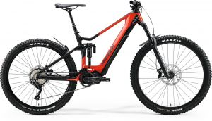 eONE-SIXTY 5000 Glossy Race Red/Matt Black M(44)