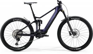 eONE-SIXTY 8000 Glossy Purple Rainbow/Matt Black M(44)