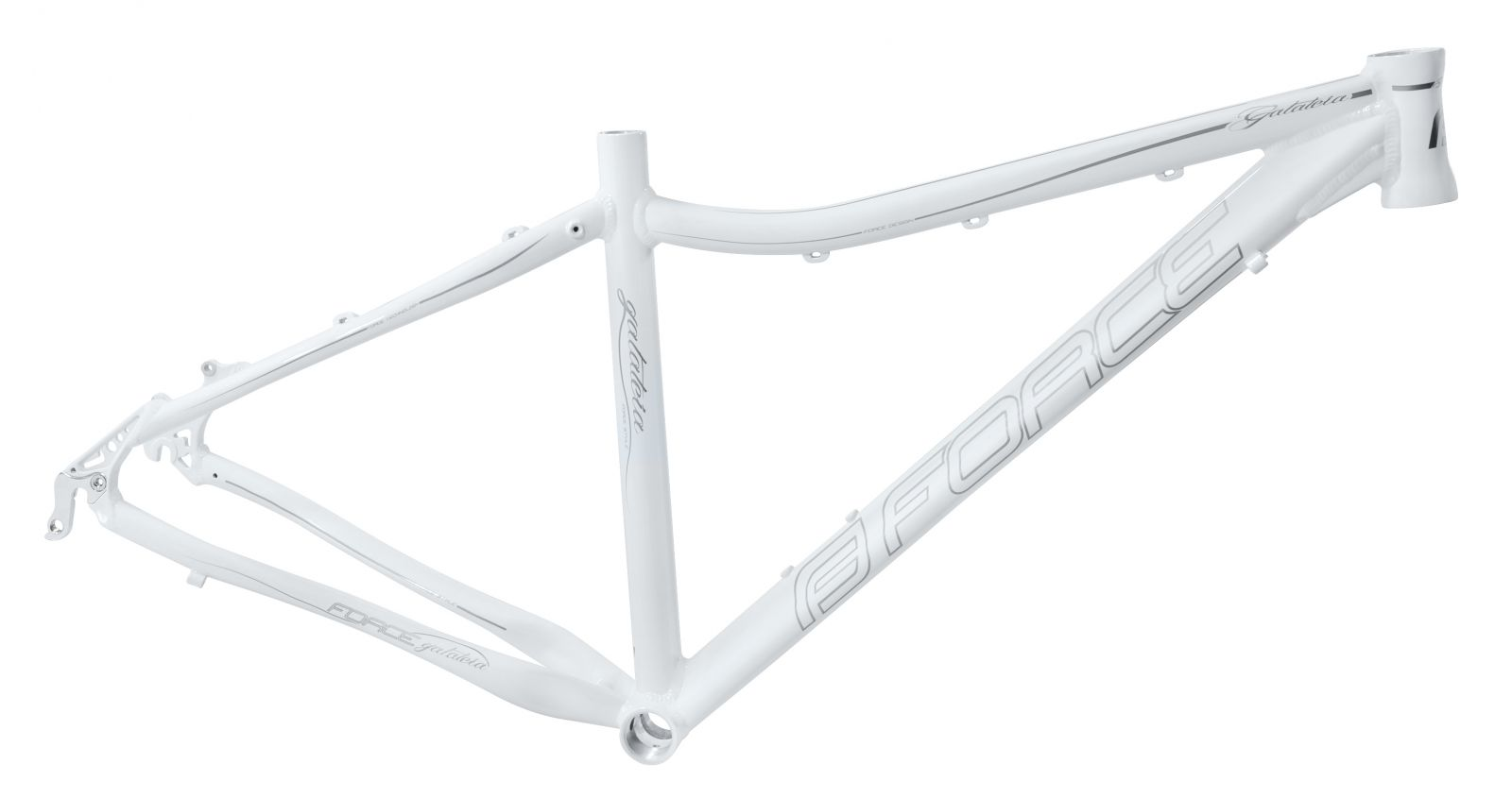 "rám FORCE GALATEIA MTB 29"" lady bílý L/ 19''"