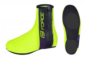 návleky treter FORCE NEOPRENE BASIC, fluo L