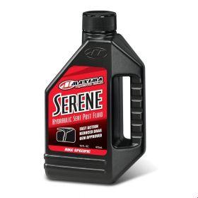 Olej Maxima Serene, 16 oz láhev do sedlovek Reverb (použití pouze pro servis sedlovek Reve