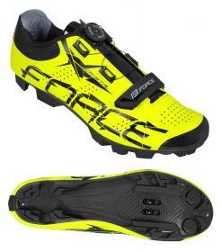 tretry FORCE MTB CRYSTAL, fluo 48