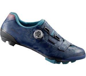 SHIMANO gravel obuv SH-RX800WN, námořní, 36