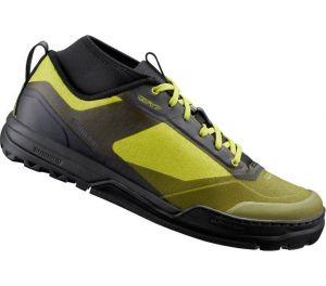 SHIMANO MTB obuv SH-GR701ML, žlutá, 42