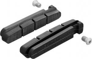 SHIMANO destičky pro kazetový typ brzdových špalíků R55C+1, silniční, 1 pár