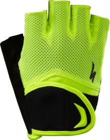 rukavice Specialized BG KIDS SF BLK/NEON YEL S