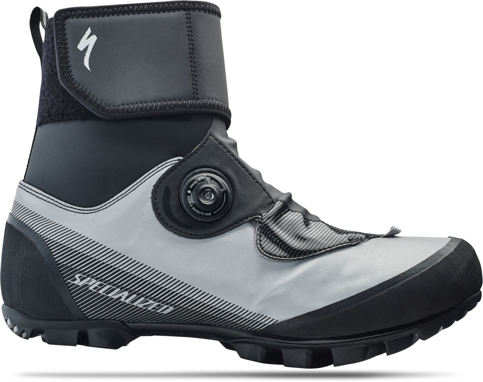 tretry Specialized DEFROSTER TRAIL MTB REFL 42