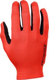 dlouhoprsté rukavice Specialized SL PRO LF RED M
