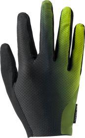 dlouhoprsté rukavice Specialized BG GRAIL LF HYPERVIZ XXL