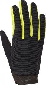 dlouhoprsté rukavice Specialized KIDS LODOWN LF BLK/ION S