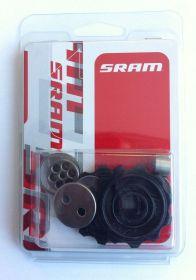 04-09 X7/Dual Drive27, SX5, 08-09 X5 Rear Derailleur PulleyKit Qty 2 SRAM