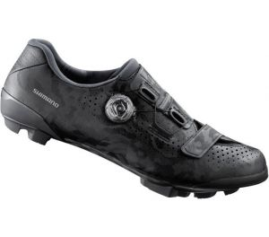 SHIMANO gravel obuv SH-RX800ML, černá, 42