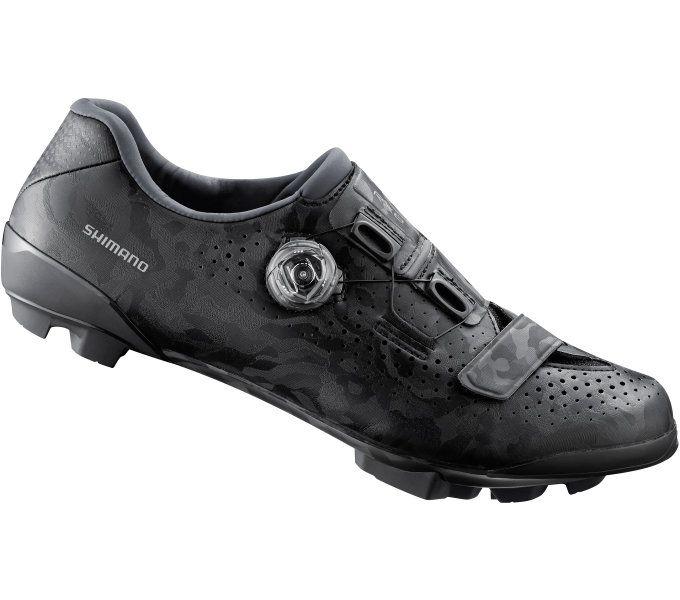 SHIMANO gravel obuv SH-RX800ML, černá, 45