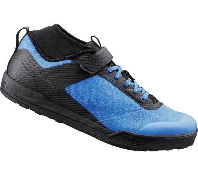 SHIMANO MTB obuv SH-AM702MB, modrá, 42