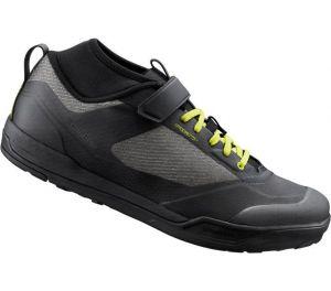 SHIMANO MTB obuv SH-AM702ML, černá, 42