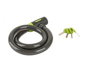 AUTHOR Zámek ACL-85 C-Sleeve d.25x1000mm (černá/zelená)