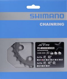 SHIMANO převodník XTR FC-M9000/20-2 26 z 11 spd dvojpřevodník pro 36-26 z