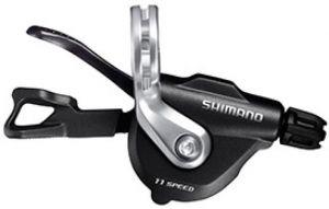 SHIMANO řadící páčka ULTEGRA SL-RS700 pravá 11 rychl stříbrná pro rovná řídítka nebal