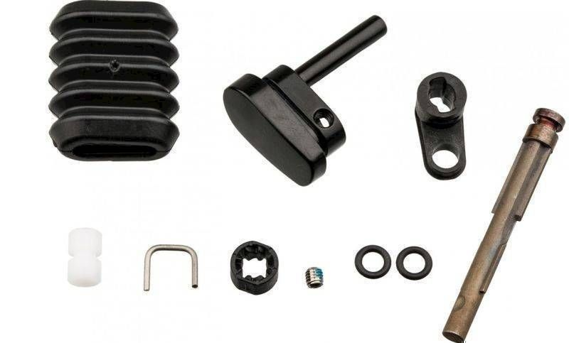 11.4318.007.000 - ROCKSHOX BUTTON/BOOT/PISTON ASSY, XLOC FS Množ. Uni SRAM ROCK SHOX