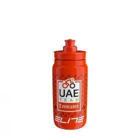 ELITE láhev FLY TEAM UAE EMIRATES 550 ml