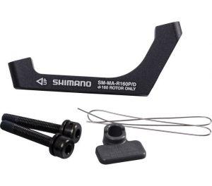 SHIMANO adaptér kot.brzd. MTB-ostatní SMMAR 160 mm PD typ zadní bal