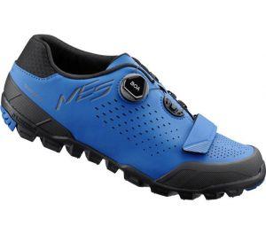 SHIMANO MTB obuv SH-ME501ML, modrá, 43