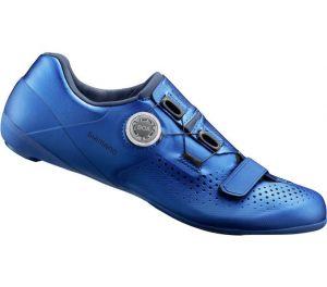 SHIMANO silniční obuv SH-RC500MB, modrá, 45