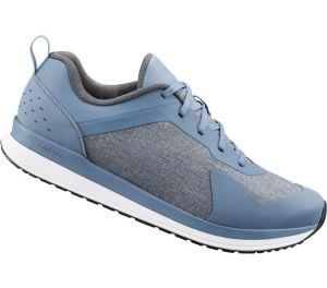 SHIMANO turistická obuv SH-CT500WB, modrá, 40