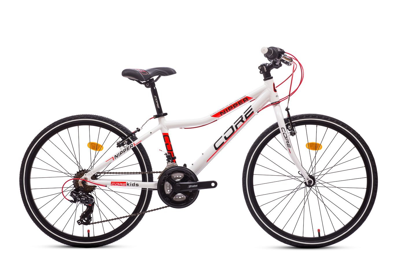 "Dětské kolo Core nipper 24"" bílá Sprinterbike"
