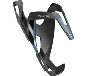 ELITE košík VICO Carbon 20' černý matný/modrý