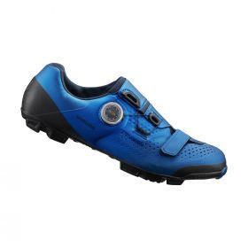 SHIMANO MTB obuv SH-XC501MB, modrá, 47
