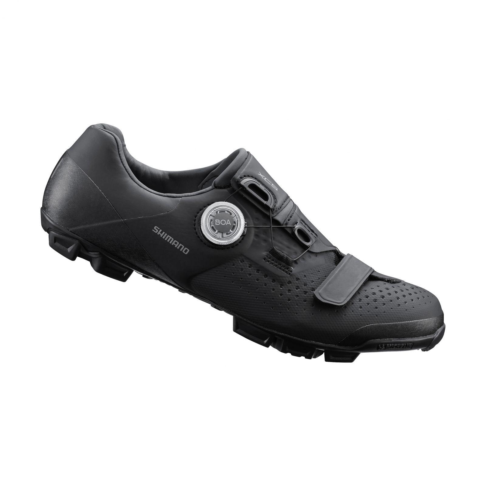 SHIMANO MTB obuv SH-XC501ML, černá, 45