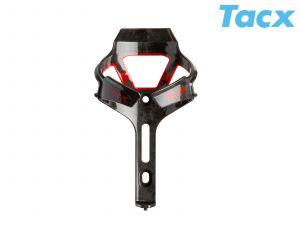TACX Košík TACX Ciro  (červená/karbon)