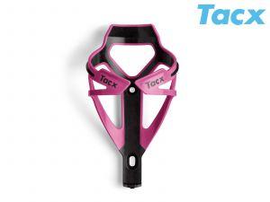 TACX Košík TACX Deva  (růžová/karbon)
