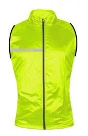 vesta FORCE WINDPRO neprofuk, fluo 3XL