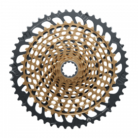 00.2418.107.001 - SRAM AM CS XG 1299 EAGLE 10-52T GOLD Množ. Uni