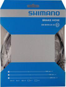 SHIMANO brzdová hadička SM-BH59-JK 1000 mm set pro DiscBrzdy, černá