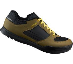SHIMANO gravity obuv SH-AM501MO, olivová, 47