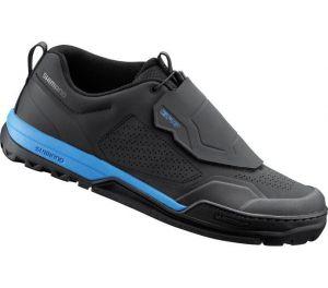 SHIMANO MTB obuv SH-GR901ML, černá, 44