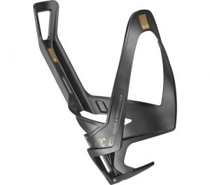 ELITE košík ROCKO Carbon 20' černý matný/zlatý