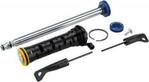 Fork DAMPER ASSEMBLY - REMOTE 10mm MOCO RL 80-120mm(2013+ PUSHLOC, ONELOC, TWISTLOC)(THREA