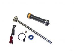 Fork DAMPER ASSEMBLY - REMOTE 17mm (POPLOC, PRE-2013 PUSHLOC) TURNKEY 26/29 80-120mm (INCL